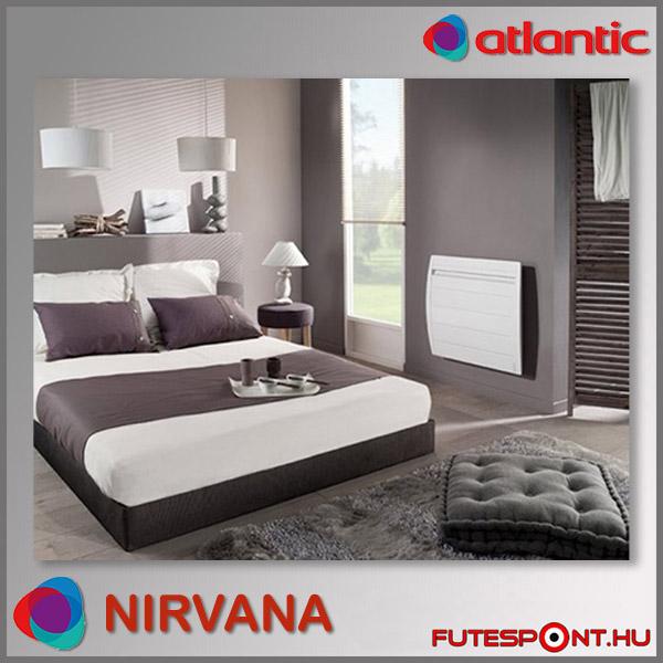 Atlantic Nirvana elektromos radiátor