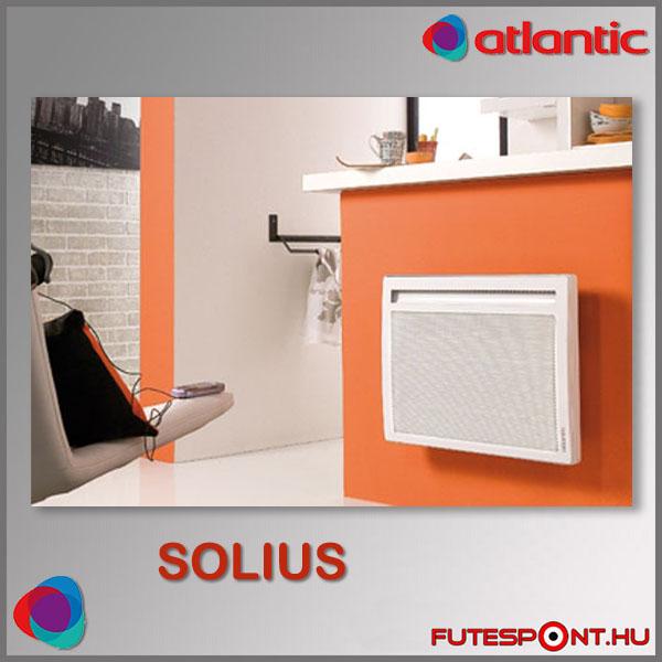 Atlantic Solius fűtőpanel miért jobb