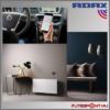 ADAX NEO WIFI fűtőpanel NW025 - 250W