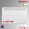 Atlantic Altis wifi fűtőpanel