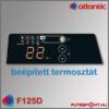 Atlantic F125D fűtőpanel  termosztát