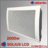 Atlantic Solius LCD fűtőpanel 2000W