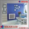 Atlantic Solius LCD fűtőpanel beltérben