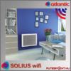 Atlantic Solius Wifi fűtőpanel beltérben