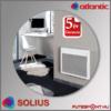 Atlantic Solius fűtőpanel  infrafűtés