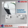Solius panel termosztát
