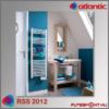 Atlantic RSS 2012 törölközőszárító radiátor