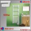 Atlantic Rss 2012 törölközőszárító radiátor 500W