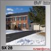 BVF SX 28, kültéri fűtőkábel