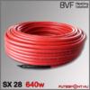 BVF SX 28 kültéri fűtőkábel 640W