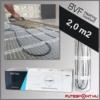 BVF H-MAT elektromos fűtőszőnyeg 2,0m2
