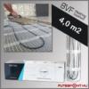 BVF H-MAT elektromos fűtőszőnyeg 4,0m2