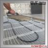 BVF H-MAT fűtőszőnyeg lerakása