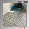 BVF H-MAT fűtőszőnyeg burkolás előtt