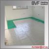 alu fűtőszőnyeg laminált padló alá