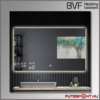 BVF Adelig okostükör tükör infrapanel LED világítás