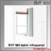 BVF MG tükör infrapanel