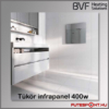 Bvf PG 400W tükör infrapanel