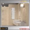 CLIMASTAR slim kerámia elektromos törölközőszárító fürdőszobában