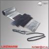 Likewarm F-MAT alumínium fűtőszőnyeg