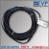 EVP-30-ADPSV 30W/m, kültéri fűtőkábel