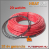 Heatcom fűtőkábel 20W/m