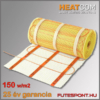 Heatcom elektromos fűtőszőnyeg 150W/m2