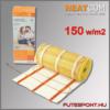Heatcom mat fűtőszőnyeg 150W/m2 teljesítménnyel