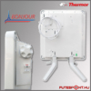 Thermor Bonjour mobil elektromos konvektor mechanikus termosztát