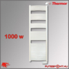 Thermor Corsaire íves törölközőszárító radiátor 1000W