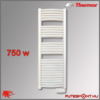 Thermor Corsaire íves törölközőszárító radiátor 750W