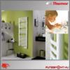 Thermor Corsaire törölközőszárító radiátor termosztáttal