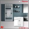 Thermor Riva4 törölközőszárító radiátor 5 év garancia, programozható termosztát