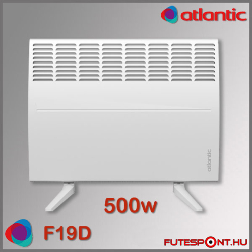 Atlantic F19D konvektor 500W