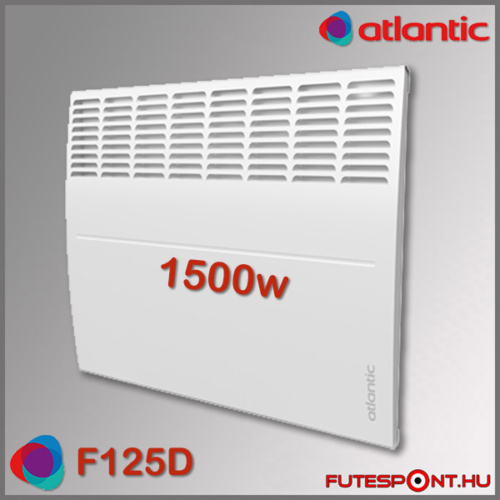 Atlantic F125D fűtőpanel 1500W