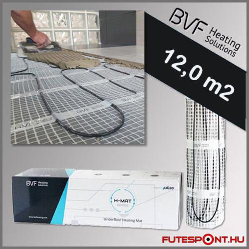 BVF H-MAT fűtőszőnyeg 12,0m2