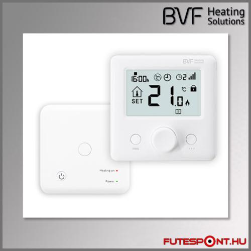 BVF 24-FX-RF termosztát padlószenzorral