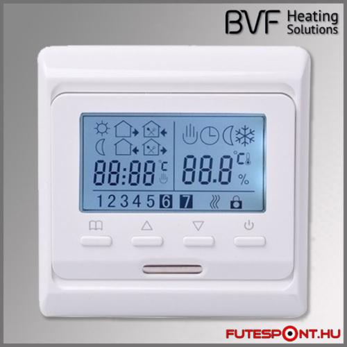 M6 duplaszenzoros termosztát