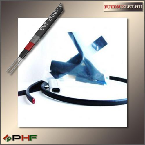 BVF SRHC fűtőkábel csatlakozó szett bekötéshez