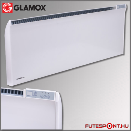 glamox tpa norvég fűtőpanel