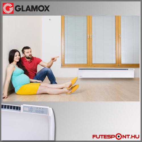 glamox tlo dt norvég fűtőpanel alacsony kivitel