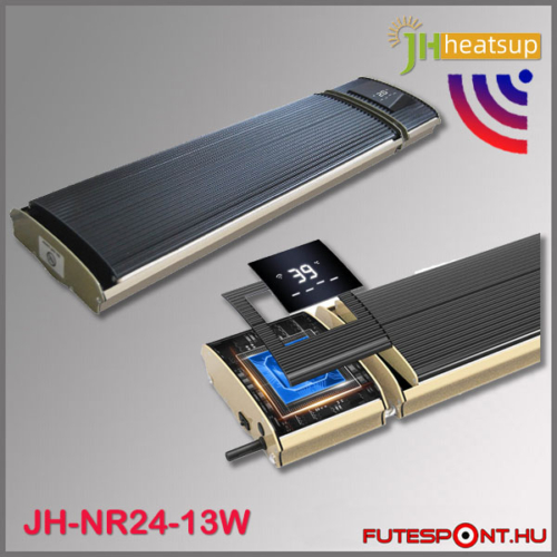 JH-NR24-13W sötétsugárzó 2400W wifis