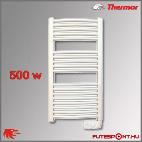 Thermor Corsaire íves törölközőszárító radiátor 500W