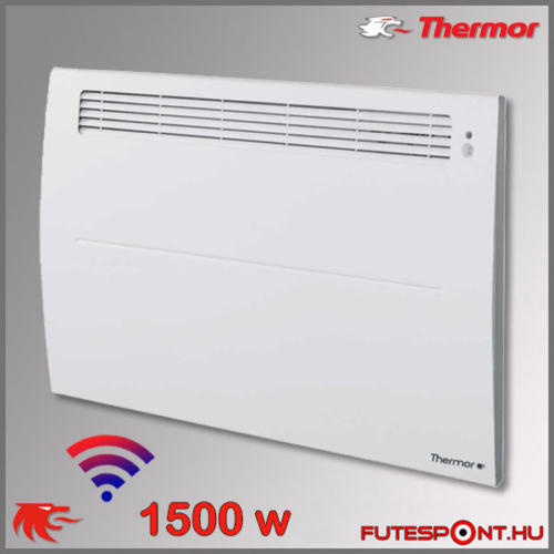 Thermor Soprano Sense 2 Wifi fűtőpanel 1500W